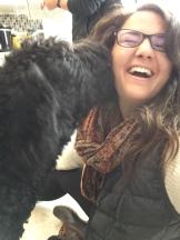 Navi (friend's dog)