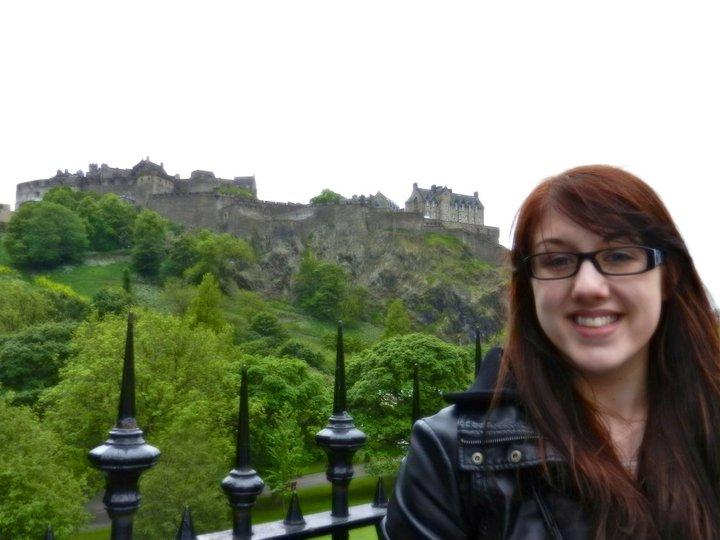 Edinburgh Castle, Edinburgh, Scotland 2011
