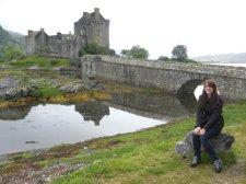 Eilean Donan Castle, Scotland 2011