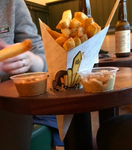 Reykjavik Chips, Iceland
