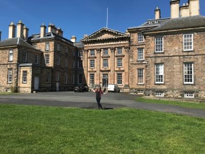 Dalkeith Palace, Dalkeith, Scotland