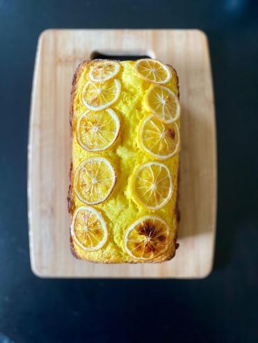 Molly's tea cake